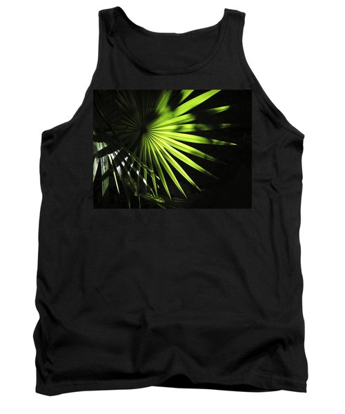 Palmetto And Rays Tank Top