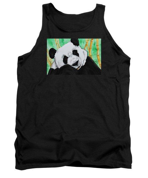 Panda Tank Top