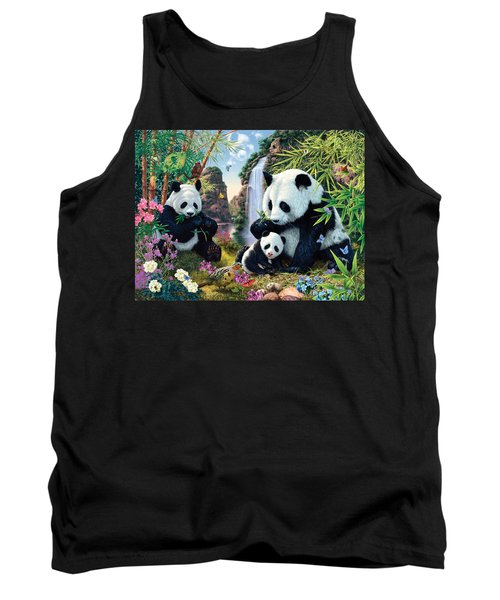 Panda Valley Tank Top