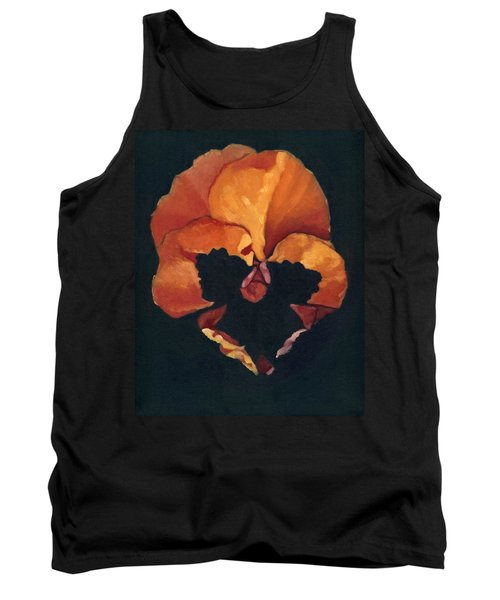 Pansy No.6 Tank Top