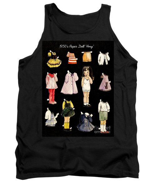 Paper Doll Amy Tank Top