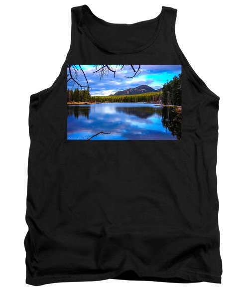 Tank Top featuring the photograph Paradise 2 by Shannon Harrington