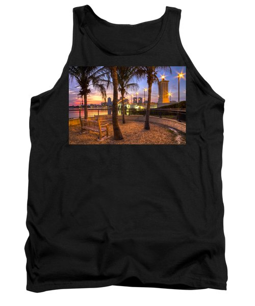 Park On The West Palm Beach Wateway Tank Top