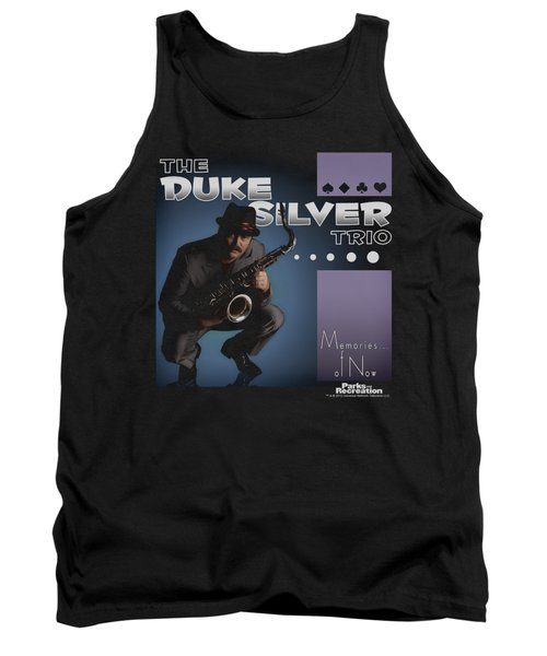 Parks And Rec - Album Cover Tank Top