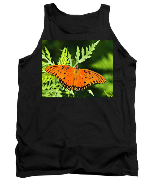 Passion Butterfly Tank Top