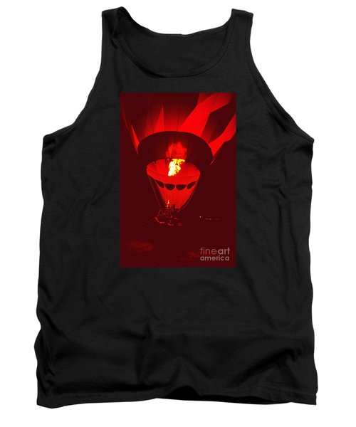 Passion's Flame Tank Top