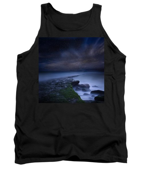 Path To Infinity Tank Top by Jorge Maia