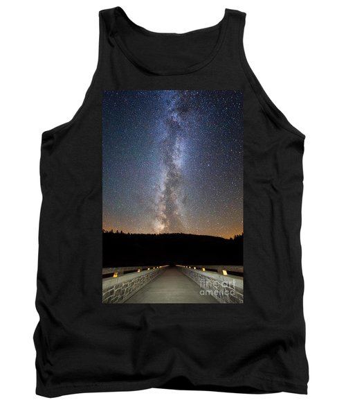 Path To Our Galaxy   Tank Top
