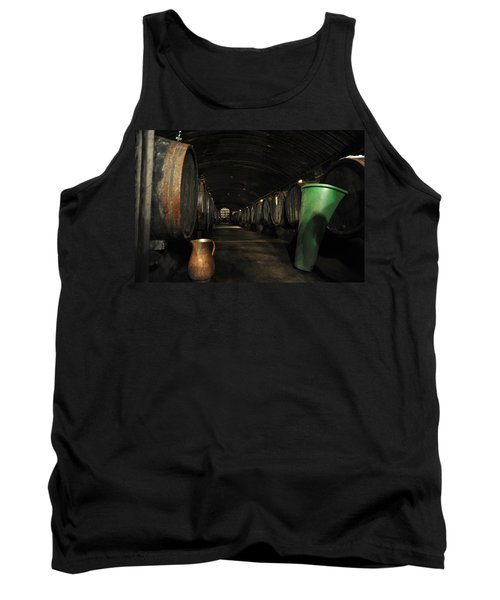 Patience Rewarded Tank Top