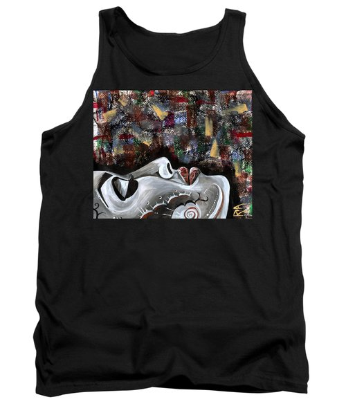 Peace Amidst Turmoil Tank Top