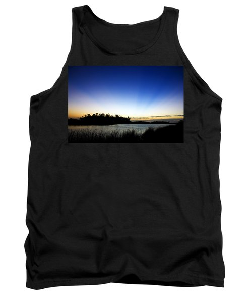 Peace Tank Top by Beverly Stapleton