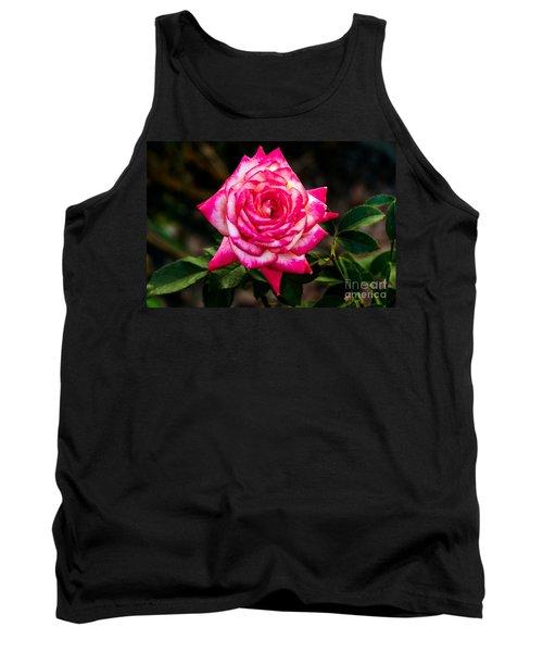 Peaceful Rose Tank Top