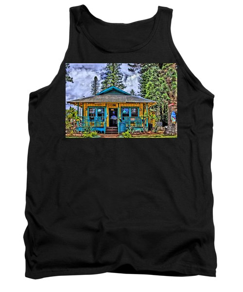 Pele's Lanai Island Hawaii Tank Top