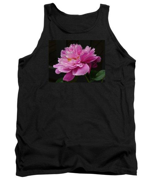 Peony Blossoms Tank Top