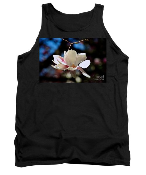 Perfect Bloom Magnolia Tank Top