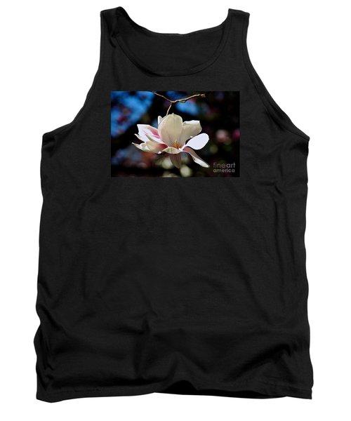Perfect Bloom Magnolia Tank Top