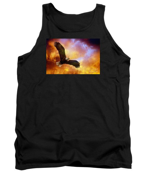Perseverance Tank Top by Lois Bryan