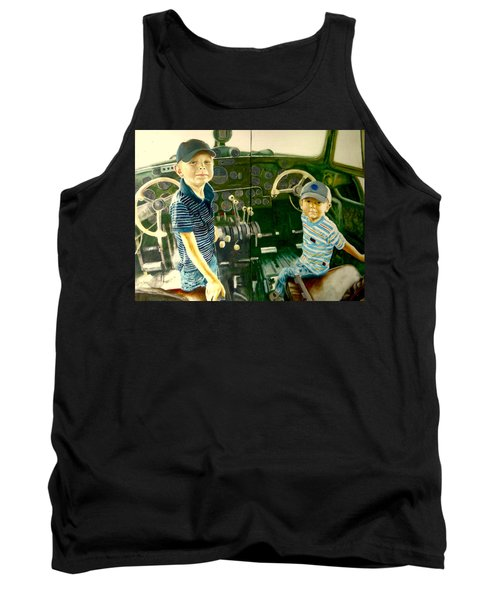 Personnel Tank Top