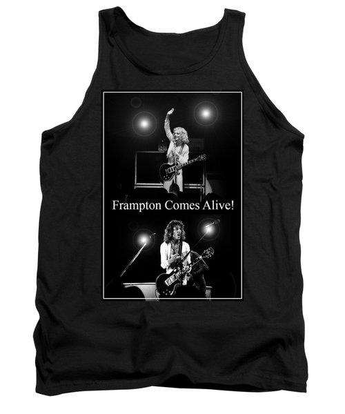 Peter Frampton Live Tank Top