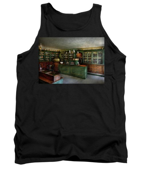 Pharmacy - The Chemist Shop  Tank Top