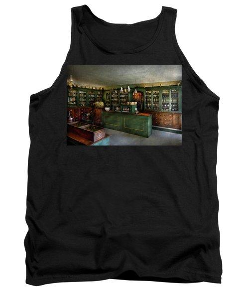 Pharmacy - The Chemist Shop  Tank Top
