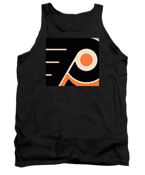 Philadelphia Flyers Tank Top by Tony Rubino