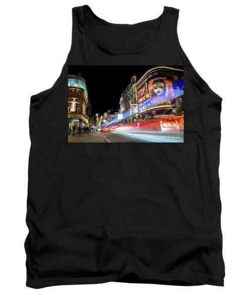 A Night In The West End Tank Top