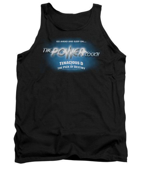 Pick Of Destiny - Power Couch Tank Top