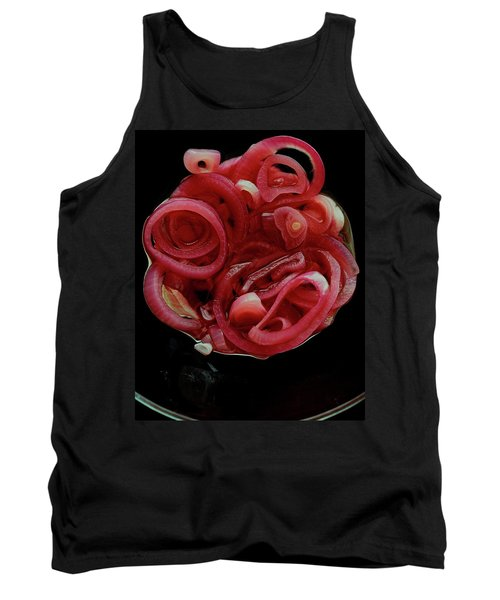 Pickled Red Onions Tank Top