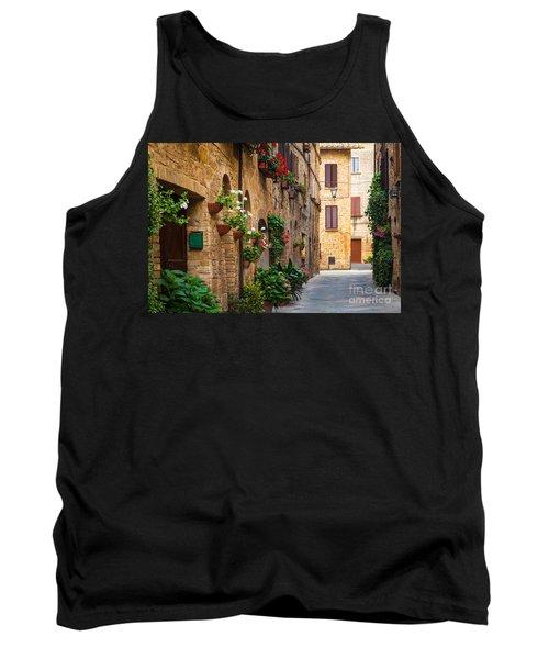 Pienza Street Tank Top