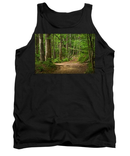 Pinewood Path Tank Top