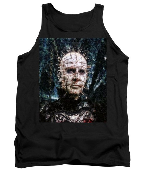 Pinhead Tank Top by Joe Misrasi