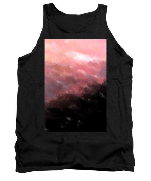 Pink Clouds Tank Top