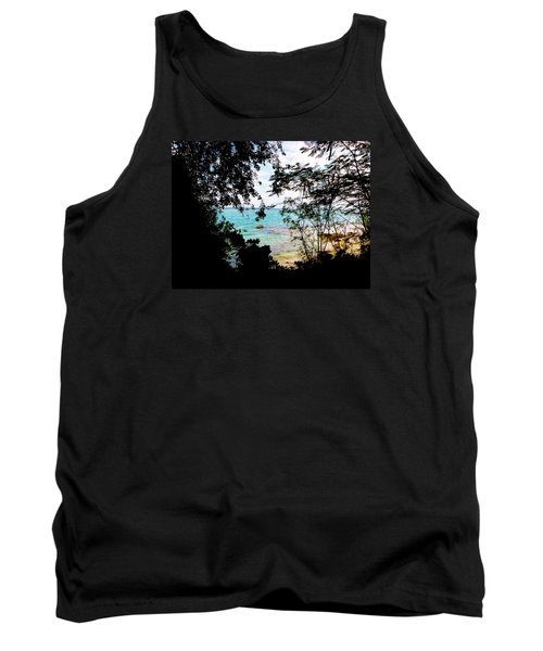 Tank Top featuring the photograph Picturesque by Amar Sheow