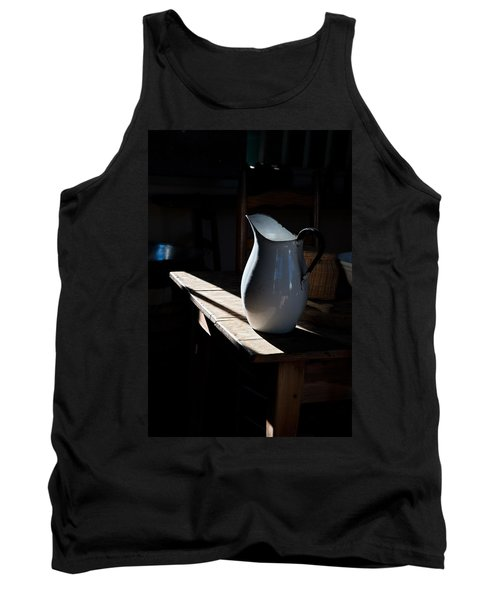 Pitcher On Table Tank Top