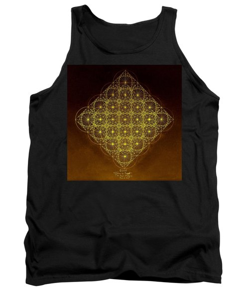Planck Space Time  Tank Top