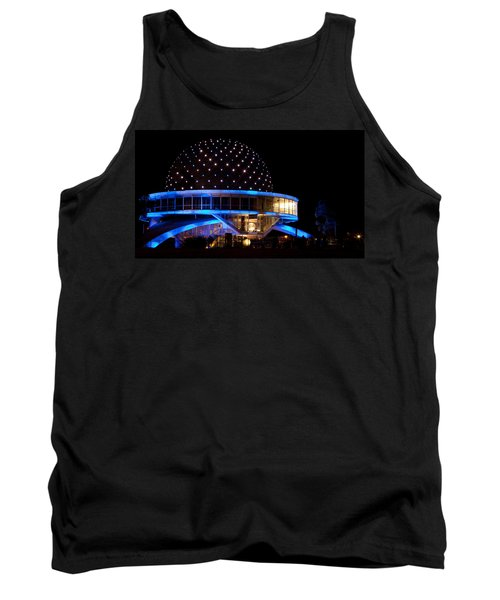 Tank Top featuring the photograph Planetarium by Silvia Bruno