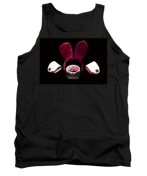 Playboy Bunny Costume Accessories Tank Top