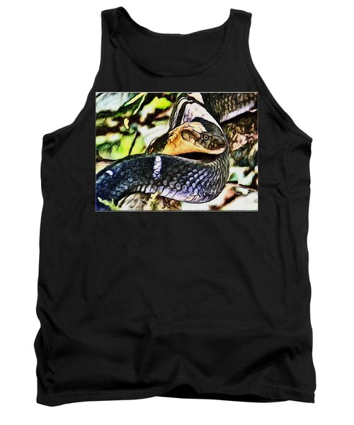 Poisonous Observance Tank Top