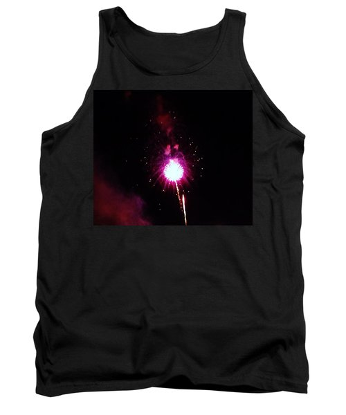 Tank Top featuring the photograph Pom Pom by Amar Sheow