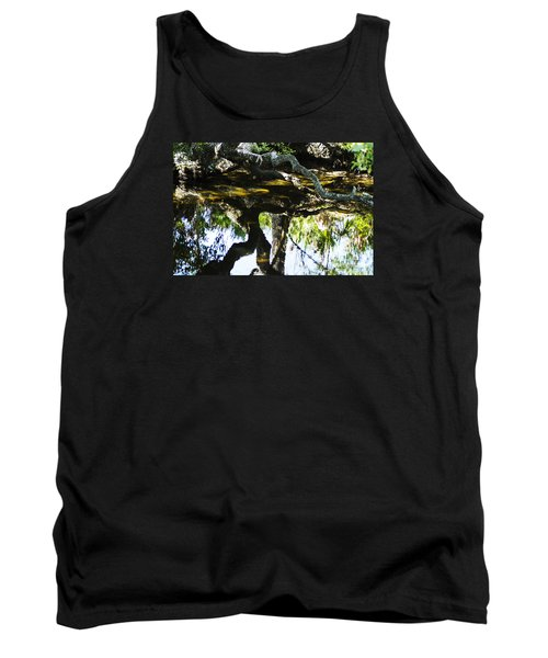 Pond Reflection Tank Top