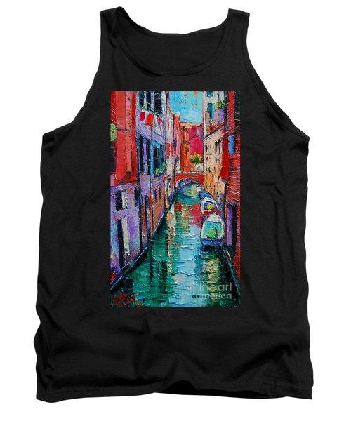 Ponte Raspi O Sansoni - Venice - Italy Tank Top