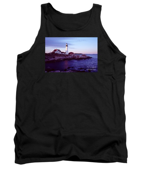 Portland Head Lighthouse Tank Top