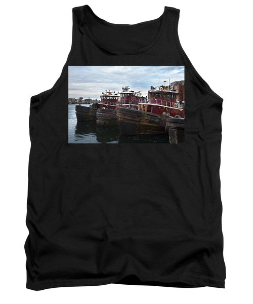 Portsmouth Tugs Tank Top