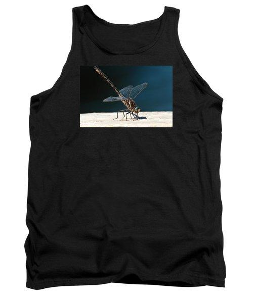 Posing Dragonfly Tank Top