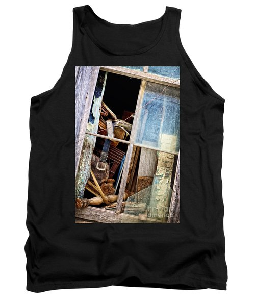 Possible Treasure Tank Top by Erika Weber