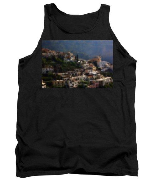 Praiano Amalfi Coast Tank Top
