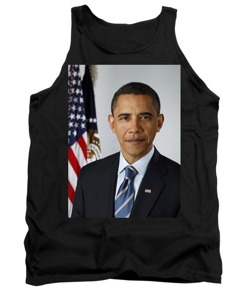 President Barack Obama Tank Top