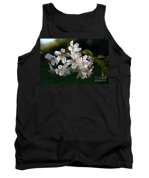 Pretty Flowers Tank Top