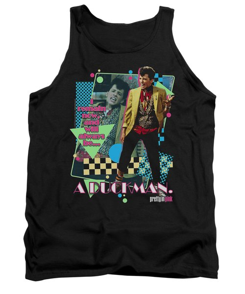 Pretty In Pik - A Duckman Tank Top